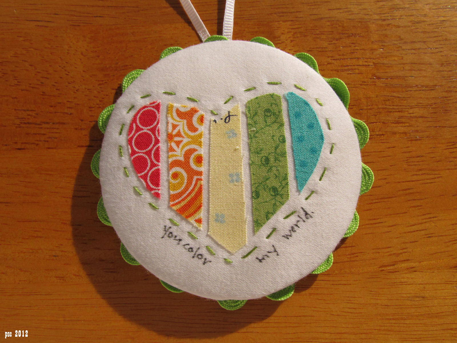 Embroidery Lid Craft Boxes