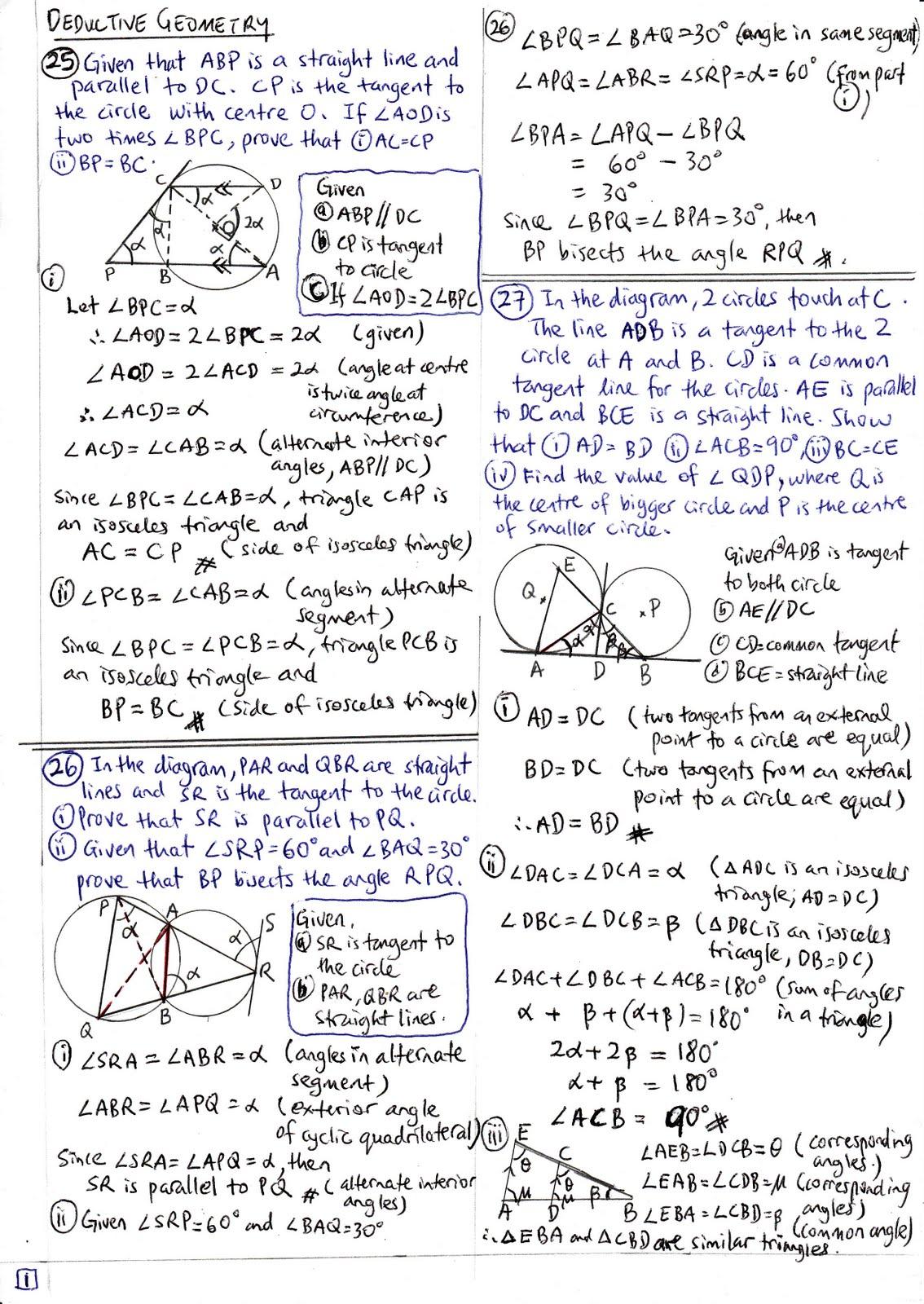 Geometry homework help and answers