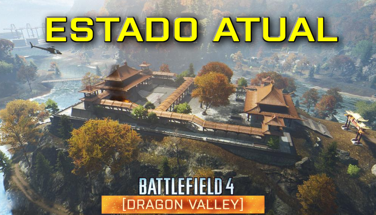 Dragon Valley ganha modo Rush no CTE do Battlefield 4