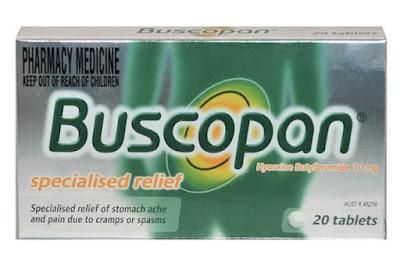Buscopan - Manfaat, Dosis, Efek Samping dan Harga