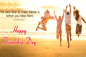 Happy Friendship Day Quotes for special friends