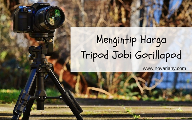 Harga Tripod Jobi Gorillapod