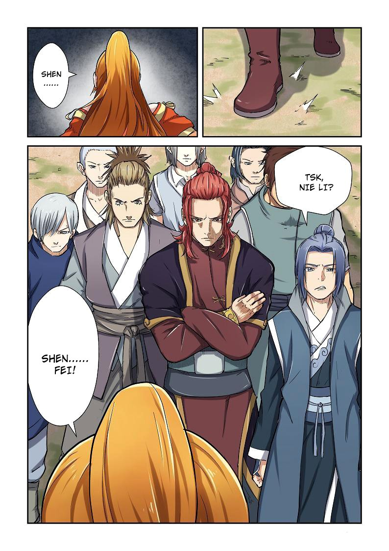 Tales of Demons and Gods Chapter 79