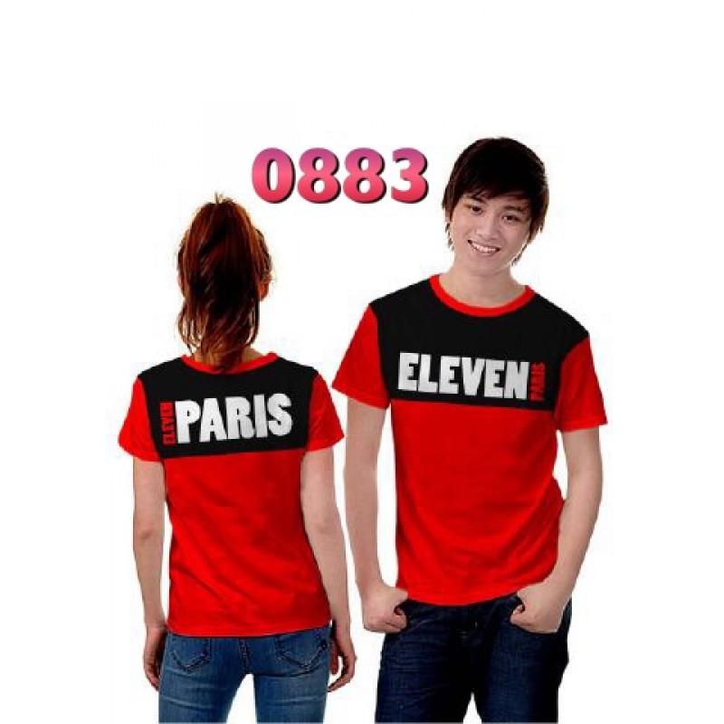 Jual Online Paris Eleven Couple Murah Jakarta Bahan Combed Terbaru