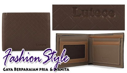 Model Dompet Lutece Chess Wallet Horizontal