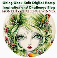 Monthly Challenge Winner Badge