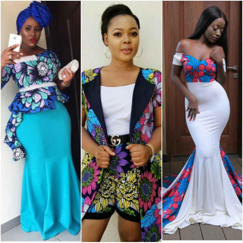 2018 Ankara Dress