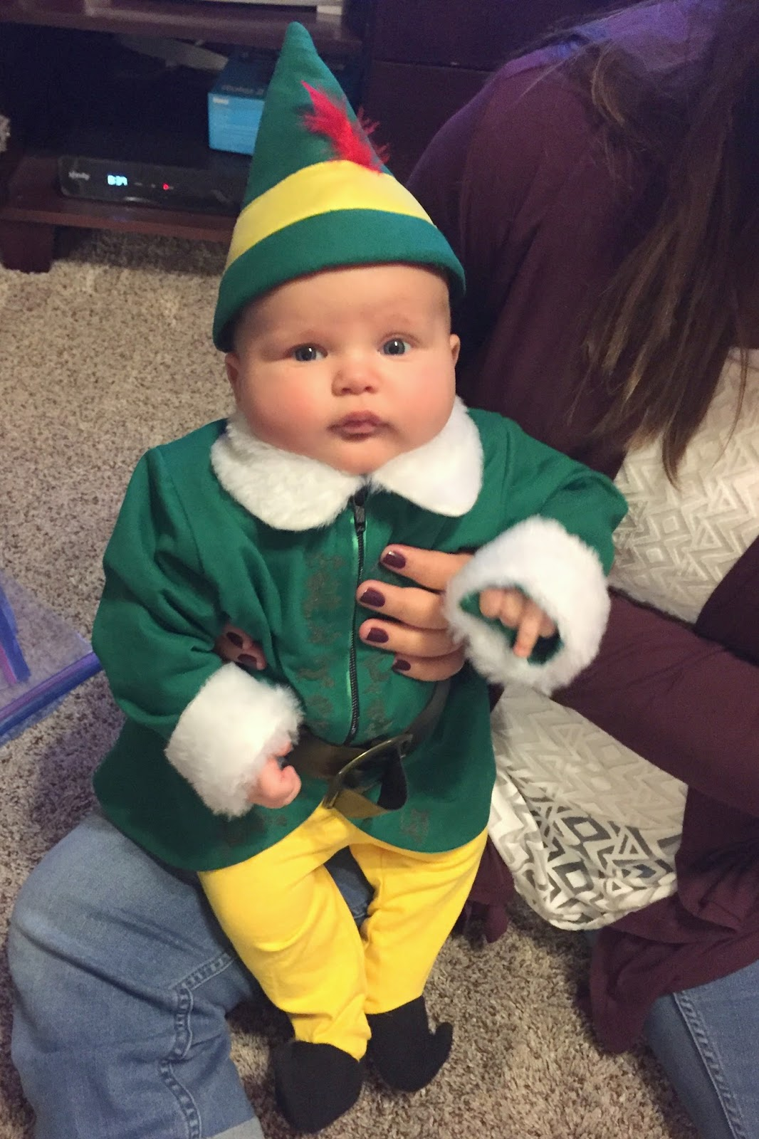 Buddy The Elf Christmas Costume Sc 1 St 2018