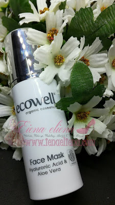 ECOWELL ORGANIC SKINCARE | Cell Renewal & Hydrating Face Mask