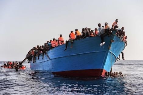 الجهوية 24 - منظمة تتوقع تحول المغرب إلى محطة عبور المهاجرين صوب أوروبا