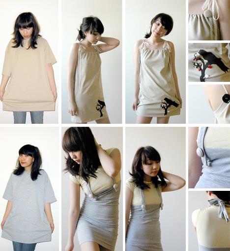 transformar camisetas, diys camisetas, bricomoda, labores, manualidades