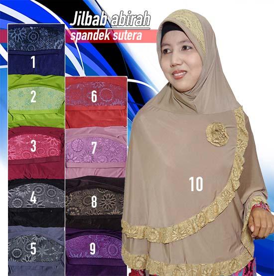 Jual jilbab syar'i murah harga bersaing kualitas terjamin