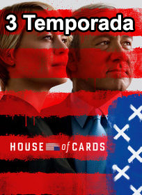 Assistir House Of Cards 3 Temporada Online Dublado e Legendado