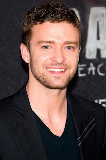 Justin Timberlake handsome men