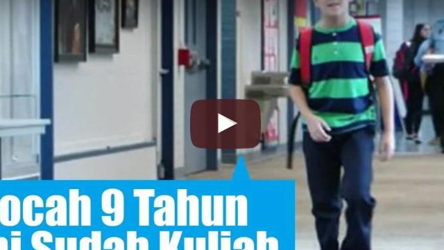 VIDEO: Ingin Buktikan Keberadaan Tuhan, Bocah 9 Tahun Ini Lakukan Suatu Yang Mengejutkan