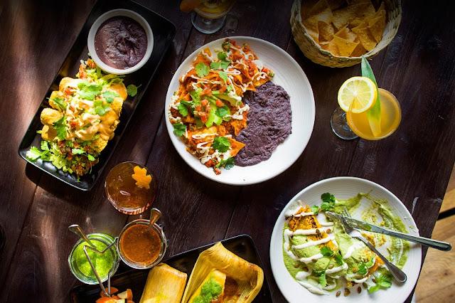 Restaurante Gracias Madre em San Francisco