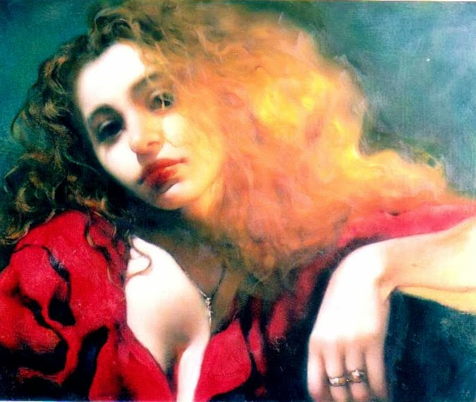 Paul Laurenzi - French Figurative Painter