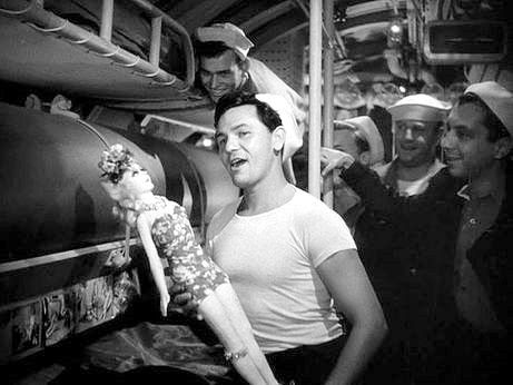 John Garfield Destination Tokyo 1943