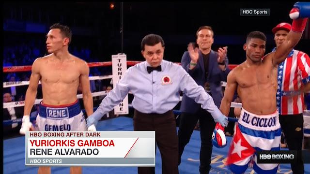 Gamboa, quien retornó al ring el pasado 11 de marzo al vencer a René Alvarado luego de un largo período de inacción, busca insertarse en los planos estelares del boxeo y de miles de aficionados que no le olvidan.