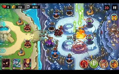 Kingdom Defense: Hero Legend TD - Premium v1.3.9 MOD Update