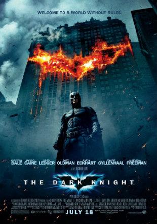 The Dark Knight 2008 Dual Audio BRRip 720p Tamil Telugu