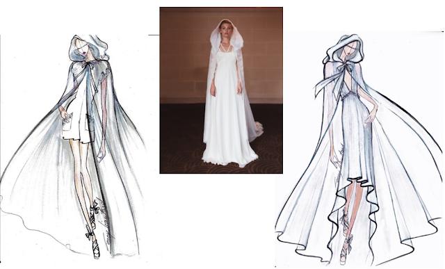 Robes de mariée @ collection @ FANNY LIAUTARD