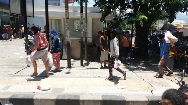 Soal Penjarahan Toko di Palu Pasca Gempa, Aprindo Sayangkan Sikap Pemerintah yang Dinilai Arogan