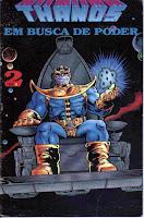 Thanos - Em Busca do Poder #2