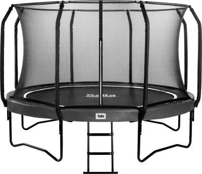 Salsa trampoline op poten