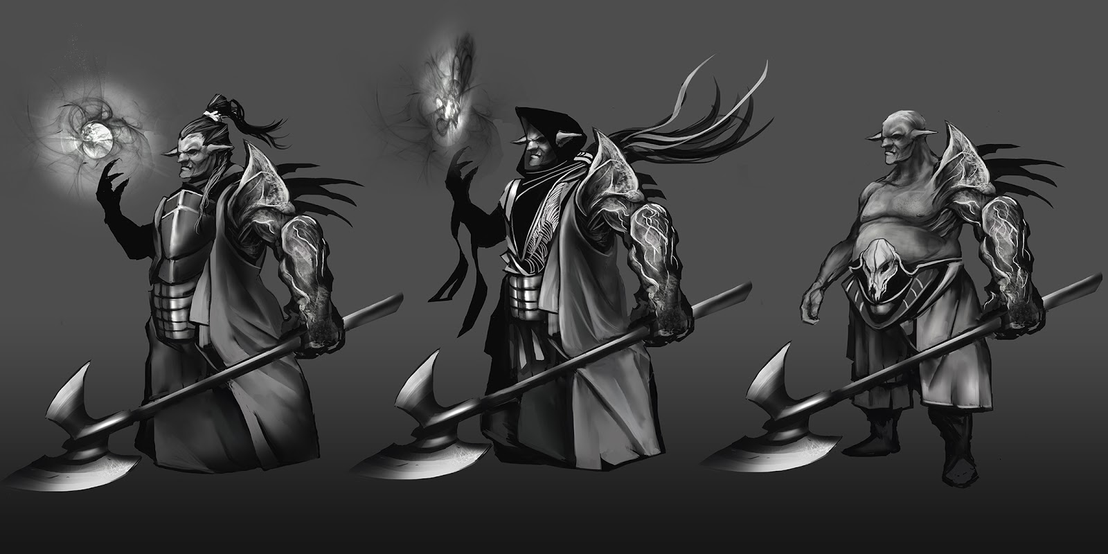 "[Horante] "" Mecha-shaman reloaded "" - Page 2 NicolasCamiade_Assignment03_IterationGobelin03"