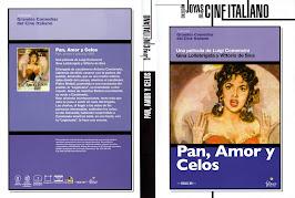 Pan, amor y celos (1954) - Carátula 1