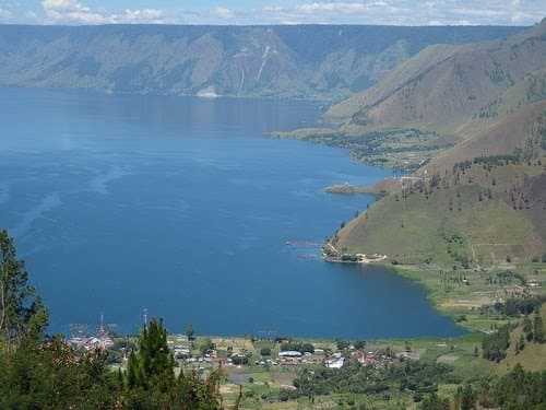Toba is very beautiful