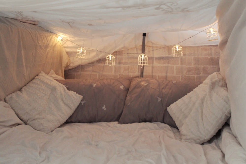 Little Winter An Indoor Fort