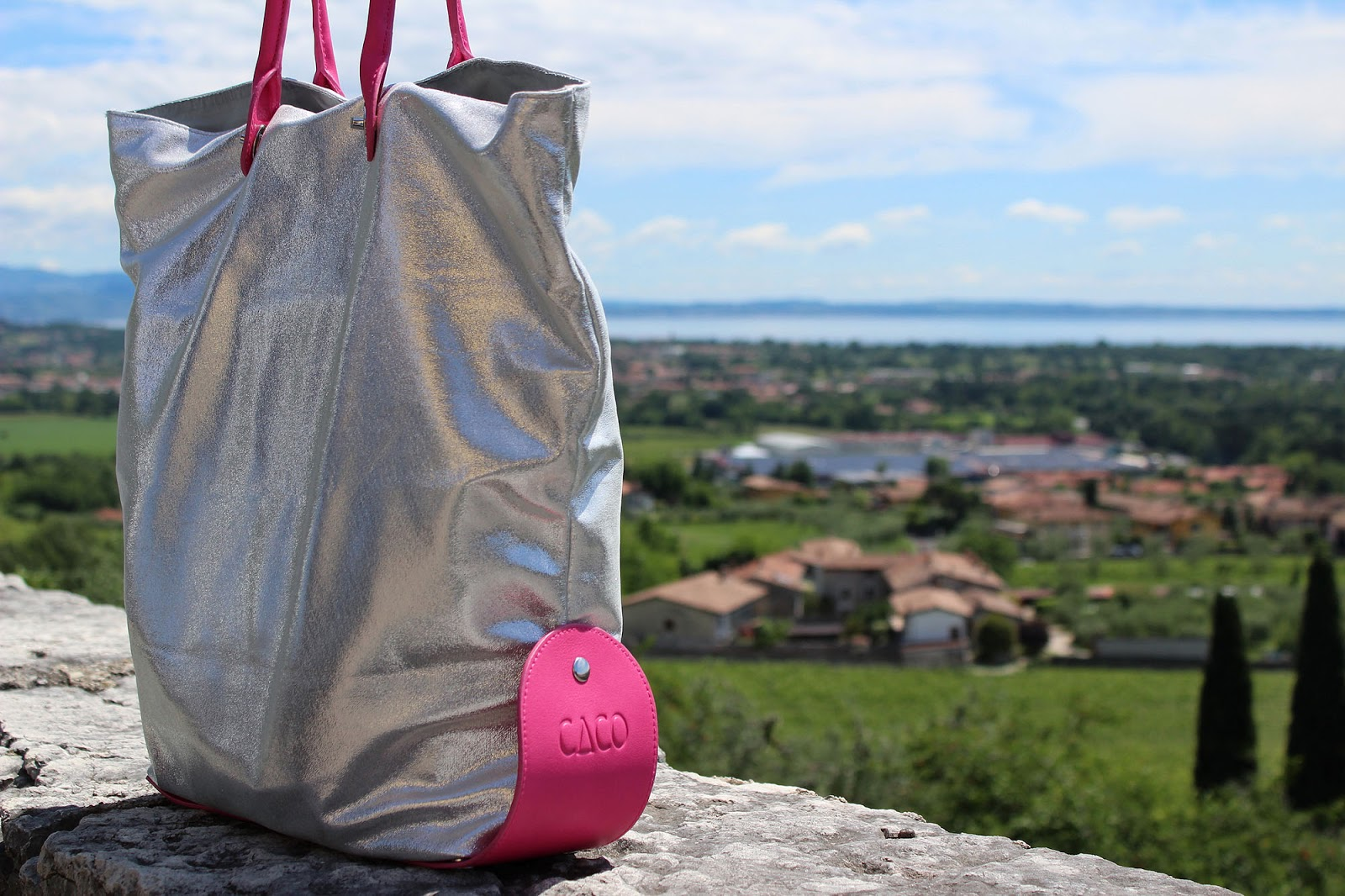 Eniwhere Fashion - Caco Design - One Bag - Lago di Garda
