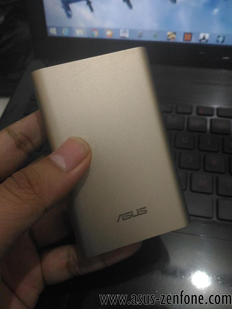 Asus Zenpower Disassembly Zenfone Blog News Tips Tutorial Powerbank 10050mah Gold Side