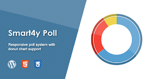 Smart4y Poll is a powerful yet easy-to-use poll plugin