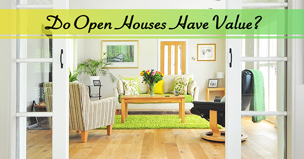 Do Open Houses Have Value?