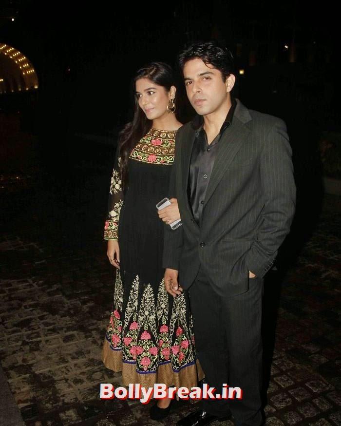 Pooja Gaur, Raj Singh Arora, Nikitin Dheer, Kratika Sengar Wedding Pics