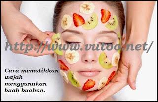 cara memutihkan wajah secara alami dan cepat