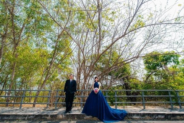 Cô gái Đắk Lắk tìm được chồng nhờ đăng status 'dạo' -2