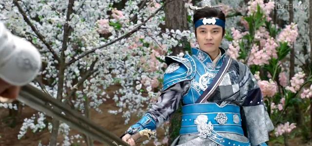 Kim Jeong Hoon in Wu Shen Zhao Zi Long