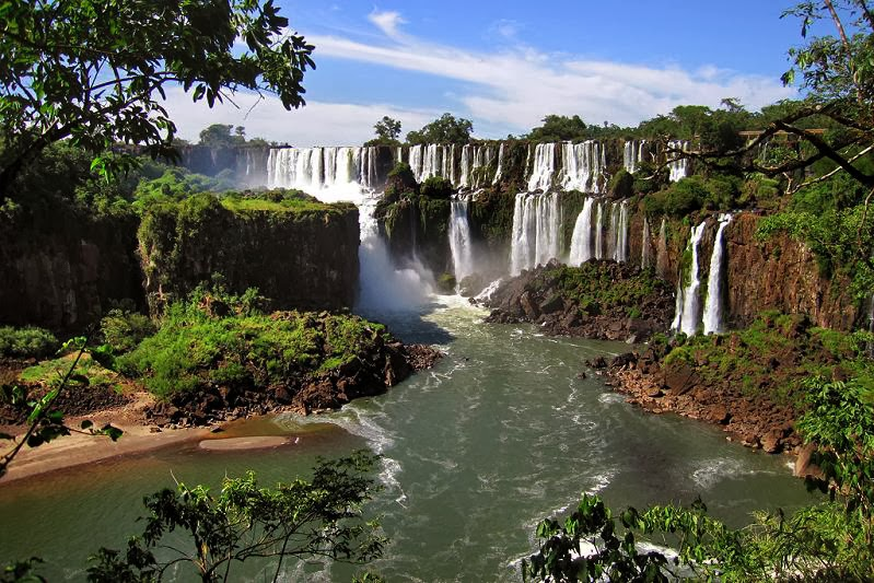 Brazil Waterfalls Place To Visit Best Places Travel Traveling