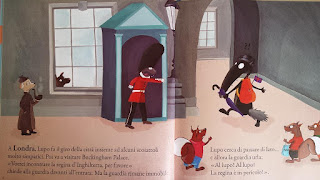 Il lupo che voleva fare il giro del mondo - Edizioni Gribaudo