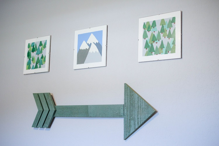Boy's Mountain and Forest Themed Nursery