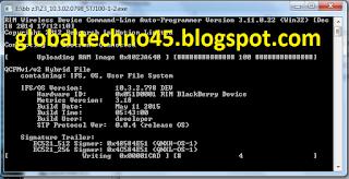 Sukses update Blackberry Z3 OS 10.3.2 1