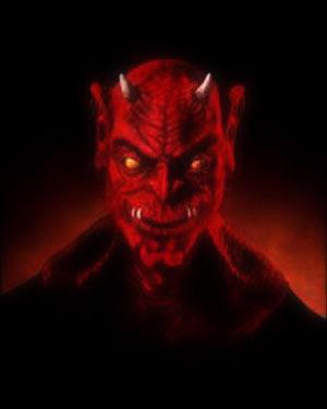 Iblis+Laknatullah Kisah Perseteruan Antara Iblis dan Nabi Yahya as