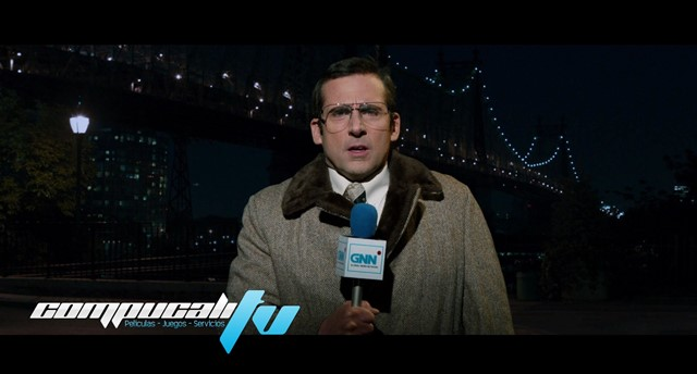 Anchorman 2: The Legend Continues (2013) 1080p HD Latino Dual