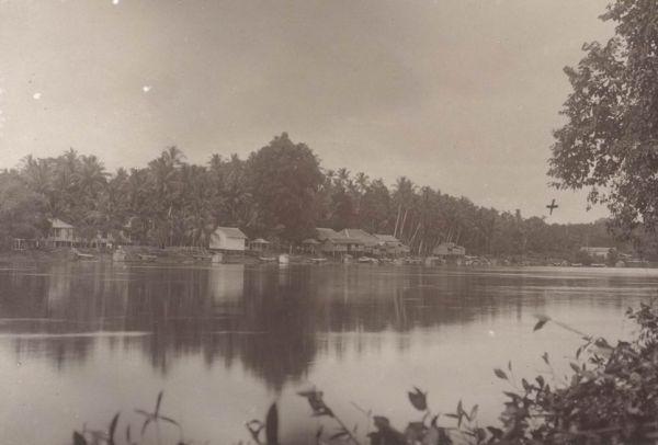 Kampung Pahandut Tempo Dulu