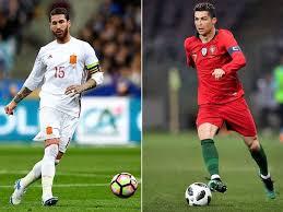 موعد مباراة البرتغال وأسبانيا الجمعة 15-6-2018 ضمن مباريات مونديال 2018 و القنوات الناقلة