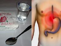 Sakit Maag Akut Sembuh dalam 5 Hari Hanya Dengan Tepung Tapioka dan Segelas Air